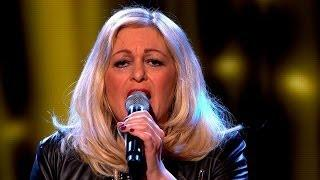 The Voice UK 2014: The Live Semi Finals - Sally Barker performs ' Whole Of The Moon'