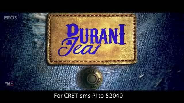 Purani Jeans Dil Aaj Kal - Song Teaser ft. Tanuj Virwani, Aditya Seal, Izabelle Leite