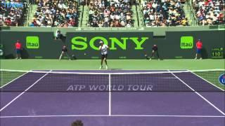 Tennis Hot Shots: Top 5 Moments From Miami (Tennis Video)