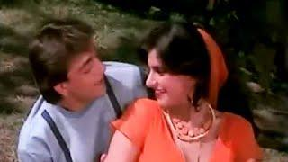 Mehbooba O Mehbooba - Superhit Romantic Hindi Song - Sanjay Dutt, Anita Raj - Mera Haque (Bollywood Video)