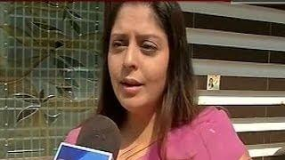 Congress Leader Nagma faces harassment?