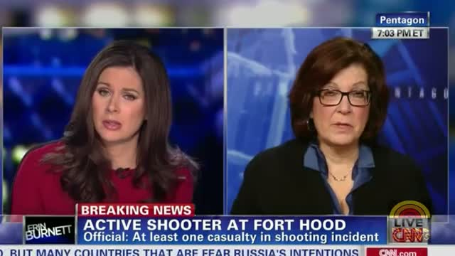 Gunman in Deadly Fort Hood Rampage ID'd as Soldier Being Evaluated For PTSD (News Video)