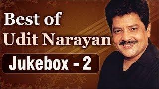 Best Of Udit Narayan Hits - Jukebox 2 - Top 10 Udit Narayan Songs