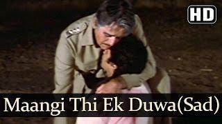 Maangi Thi Ek Dua (Sad) (HD) - Shakti Songs - Amitabh Bachchan - Smita Patil - Mahendra Kapoor (Bollywood Video Song)