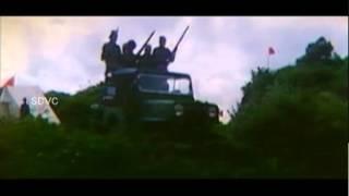 Jai Hind Jai Hind (Tamil Video) - Sathyaraj, Radhika - Thaai Naadu - Tamil Classic Song