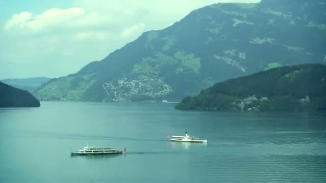The Beauty of Switzerland - Travel & Tourism Video
