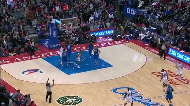 NBA: Darren Collison's Miracle 3-Pointer to Beat the Shot Clock Buzzer (Basketball Video)