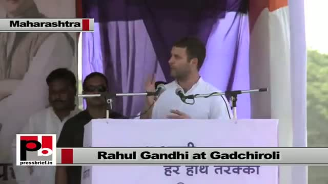 Rahul Gandhi: UPA government has worked massively for the poor in last ten years