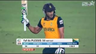 SA Short Highlights - India VS South Africa World T20 Cup Semi Final 2014 - IND vs SA T20 (Cricket Video)
