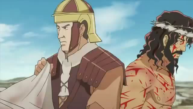What is Good Friday - Jesus Christ: Anime of His Last Day