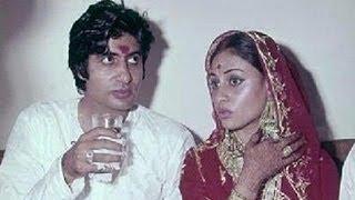 Amitabh Bachchan's WEDDING Story - Bollywood Flashback