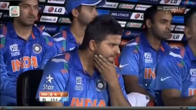 India vs Sri Lanka T20 Final 2014 Highlights Part 1 - World T20 2014 (Cricket Video)