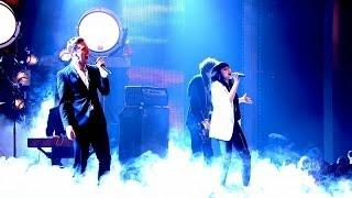 The Voice UK 2014: The Live Finals - Ricky Wilson & Christina Marie performs 'Coming Home'