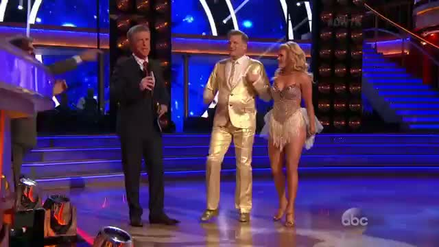 Dancing With the Stars (Season 18): Week 4 (Drew Carey & Witney Carson | Cha-cha-cha)