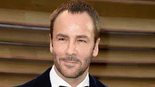 TOM FORD Ties the Knot