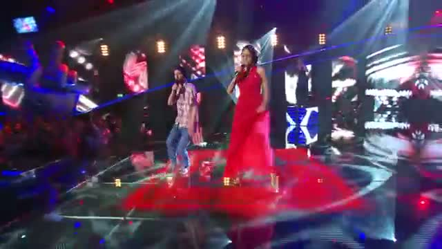 The Voice of Switzerland 2014 - Shem Thomas & Vanessa Iraci - Say Say Say - Live-Show 2