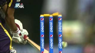 Incredible moments of IPL 2014 1st match - MI vs KKR - PEPSI IPL 2014 - (16 April 2014)