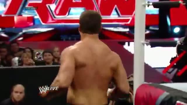 Cody Rhodes & Goldust vs. Ryback & Curtis Axel: WWE Raw, April 14, 2014