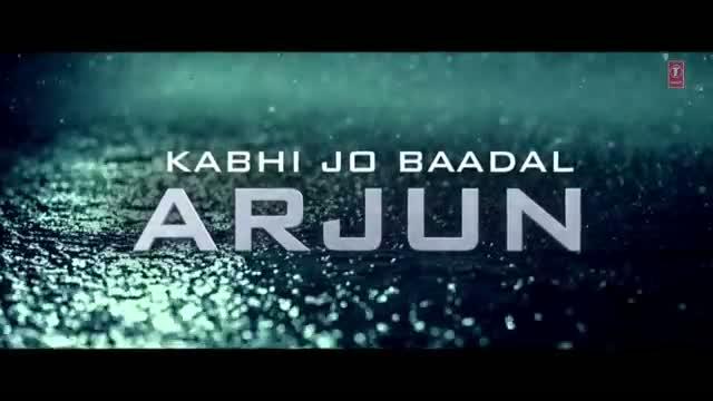 Kabhi Jo Baadal Barse Remix (Song Teaser) By Arjun (Official) - Releasing April 2014