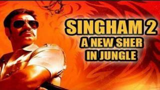 SINGHAM Returns - Ajay Devgan & Kareena Kapoor by Rohit Shetty