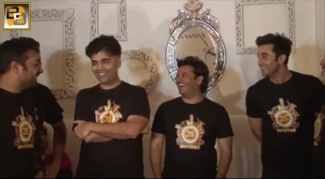 Karan Johar pokes fun at Anushka Sharma Virat Kohli AFFAIR