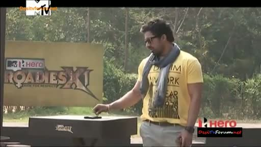 MTV Roadies X1 - 19 April 2014 - Mehsana Journey - Episode 7 - Part 2/3