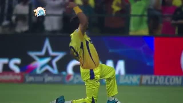 CSK vs DD - Match 8 - Ishwar Pandey gets Mayank Agarwal and Manoj Tiwary wickets - PEPSI IPL 2014 (21 April 2014)