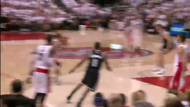 NBA: DeMar ReRozan Takes Control of the Nets in Game 2 (Basketball Video)