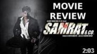Samrat & Co Movie Review - Rajeev Khandelwal