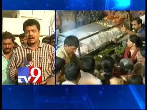 Pall of gloom in Allagadda after Shobha Nagi Reddy's death