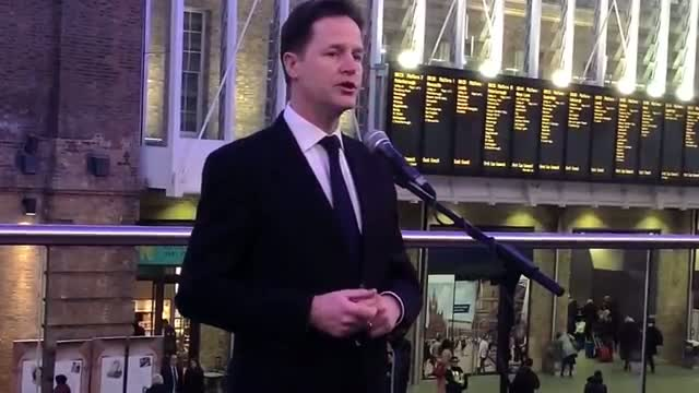 Holocaust Memorial Day 2014: Message from Nick Clegg