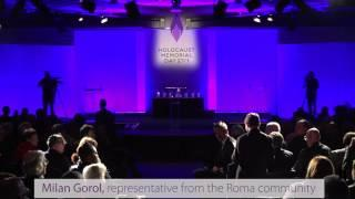 The UK Commemorative Event for Holocaust Memorial Day 2014