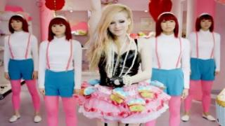 Avril Lavigne - Hello Kitty (Official)
