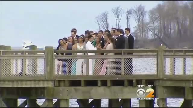 Jonathan Law H.S. Mourns Student Killed Hours Before Junior Prom