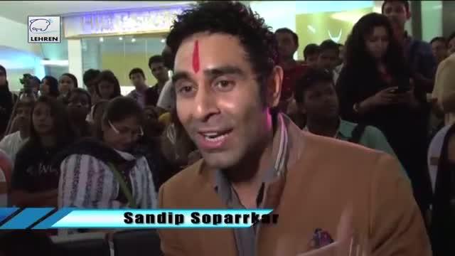 Saroj Khan Attends Sandip Soparrkar's Dance Function