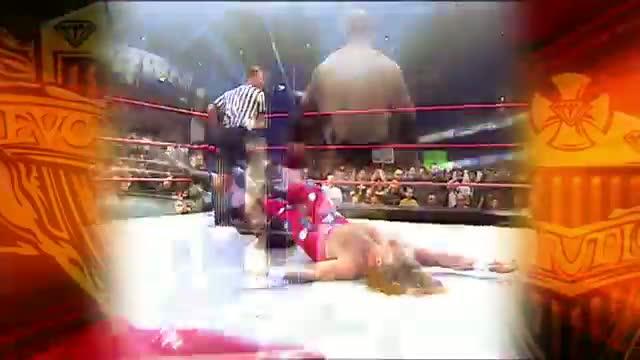 WWE: Evolution Entrance Video