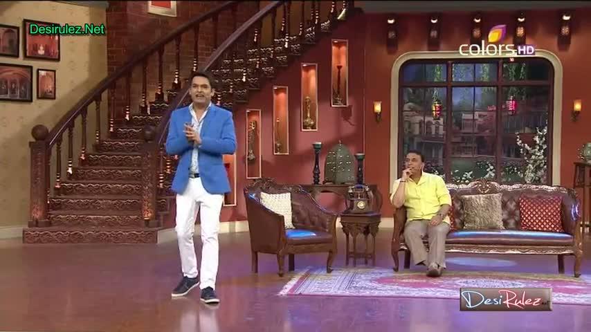 Comedy Nights with Kapil - Sunil Gavaskar and Virender Sehwag - 26 April 2014 - Part 1/5