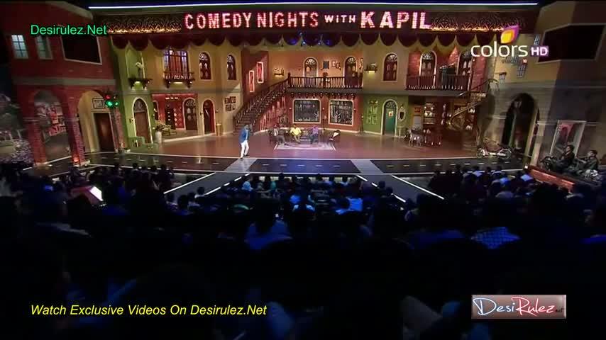 Comedy Nights with Kapil - Sunil Gavaskar and Virender Sehwag - 26 April 2014 - Part 2/5