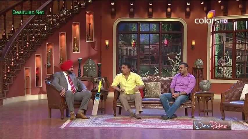 Comedy Nights with Kapil - Sunil Gavaskar and Virender Sehwag - 26 April 2014 - Part 3/5