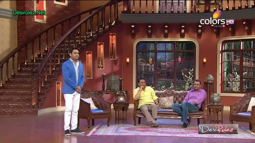 Comedy Nights with Kapil - Sunil Gavaskar and Virender Sehwag - 26 April 2014 - Part 4/5