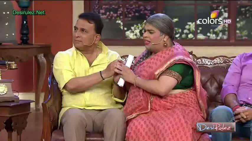 Comedy Nights with Kapil - Sunil Gavaskar and Virender Sehwag - 26 April 2014 - Part 5/5