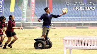 """""""Tu Hi Toh Hai Khayal Mera"""" Full Video Song - Holiday (2014) - Akshay Kumar & Sonakshi Sinha"""
