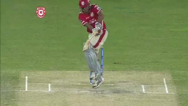 KXIP vs RCB - Match 18 - 32 runs from Virender Sehwag gives a good start for KXIP - PEPSI IPL 2014 (28 April 2014)