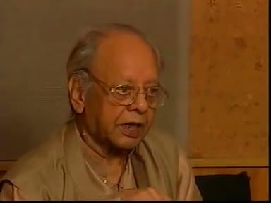 Ustad Alla Rakha - His last Interview & recording