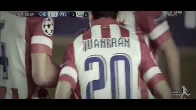 Chelsea vs Atletico Madrid 2014 (1-3) ~ All Goals and Full Highlights ~ Champions League 2014