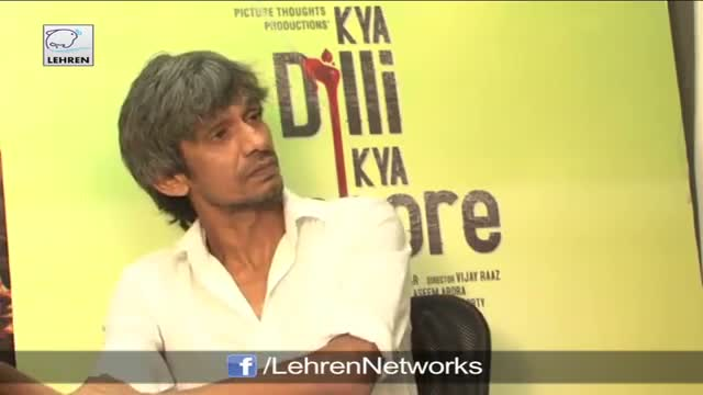 Interview Of Vijay Raaz And Raj Zutshi Of Kya Dilli Kya Lahore