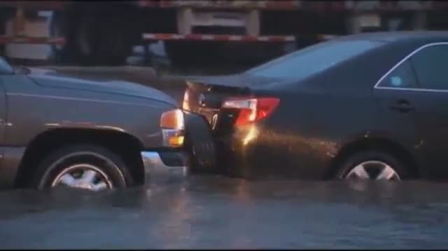Huge Floods Across East Coast