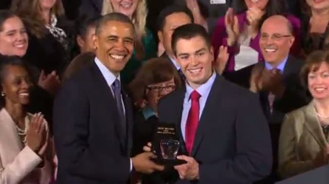 MD Teacher Gets Top Honor at WH