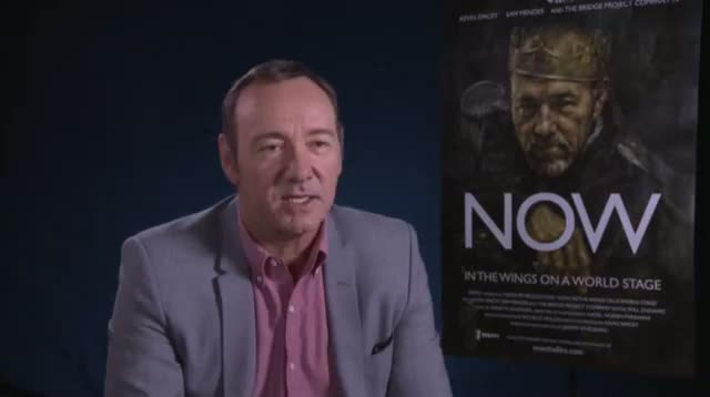Kevin Spacey to 'Walk the Walk' With New Doc