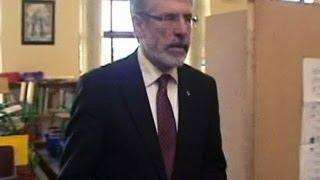 Gerry Adams arrested in connection with 1972 IRA murder